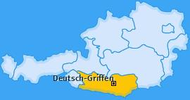 Karte von Deutsch-Griffen