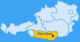 Karte von Eberstein