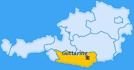 Karte Waitschach Guttaring