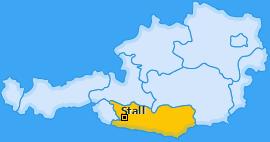 Karte von Stall