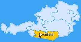 Karte Rottenstein Steinfeld