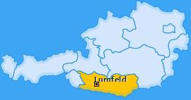 Karte von Lurnfeld