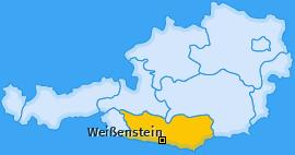 Karte von Weißenstein