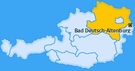 Karte von Bad Deutsch-Altenburg