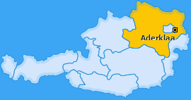 Karte von Aderklaa