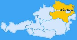 Karte von Hauskirchen