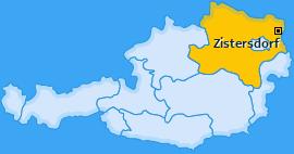 Karte von Zistersdorf