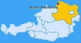 Karte von Brand-Nagelberg