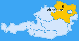 Karte von Altenburg
