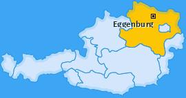 Karte von Eggenburg