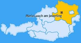 Karte von Maria Laach am Jauerling