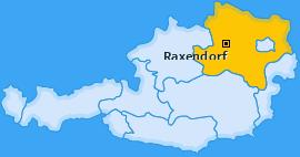 Karte von Raxendorf