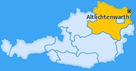 Karte von Altlichtenwarth