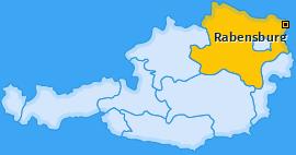 Karte von Rabensburg