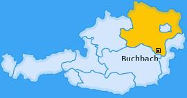 Karte von Buchbach
