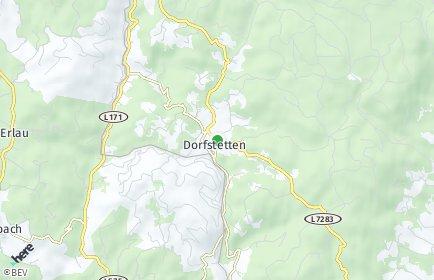 Stadtplan Dorfstetten