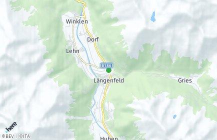 Stadtplan Längenfeld