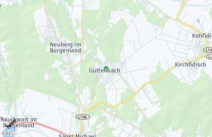 Stadtplan Güttenbach
