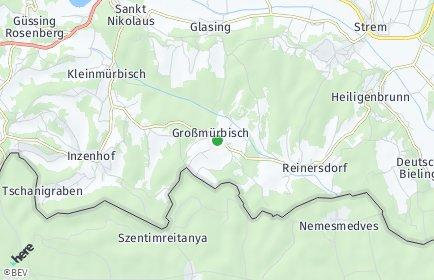 Stadtplan Großmürbisch