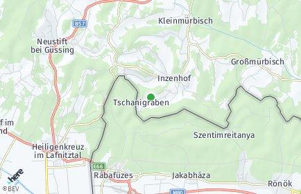 Stadtplan Tschanigraben
