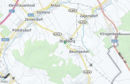 Stadtplan Draßburg