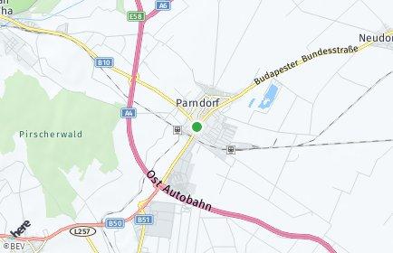Stadtplan Parndorf