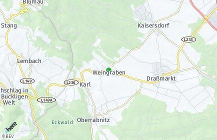 Stadtplan Weingraben