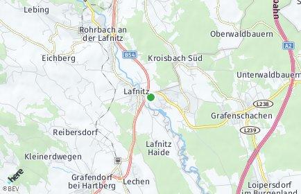 Stadtplan Neustift an der Lafnitz