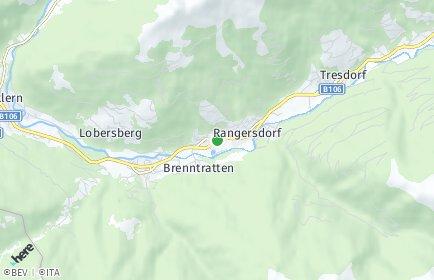 Stadtplan Rangersdorf
