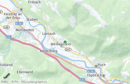 Stadtplan Weißenstein