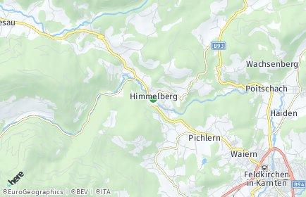 Stadtplan Himmelberg