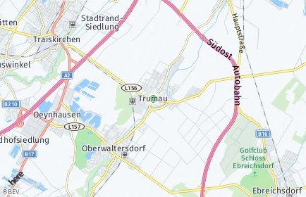 Stadtplan Trumau