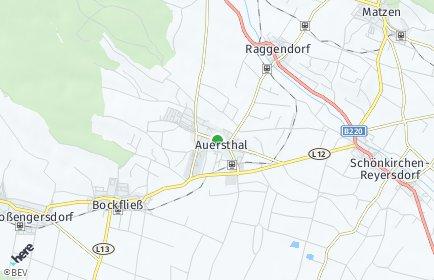 Stadtplan Auersthal