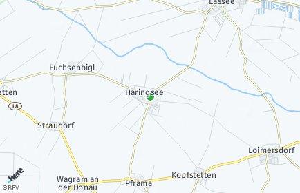 Stadtplan Haringsee