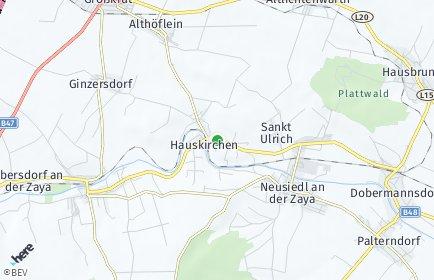 Stadtplan Hauskirchen