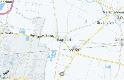 Stadtplan Raasdorf