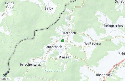 Stadtplan Moorbad Harbach