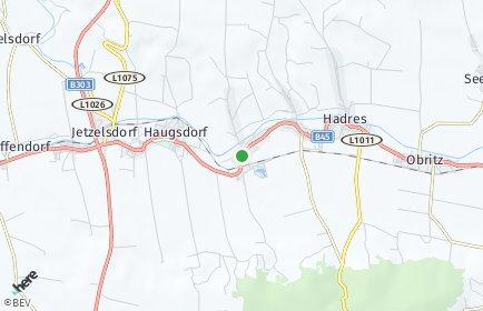Stadtplan Alberndorf im Pulkautal