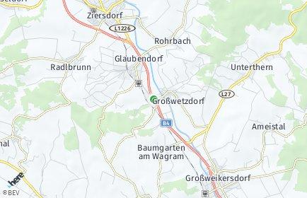 Stadtplan Heldenberg