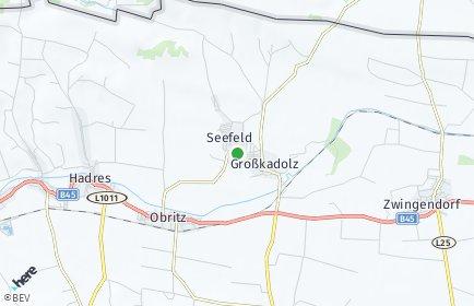 Stadtplan Seefeld-Kadolz