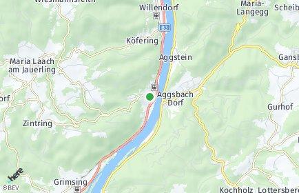 Stadtplan Aggsbach