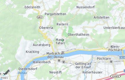 Stadtplan Maria Taferl