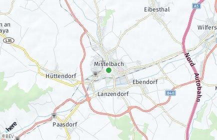 Stadtplan Mistelbach