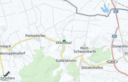 Stadtplan Ottenthal
