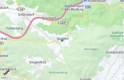 Stadtplan Gaaden
