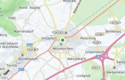 Stadtplan Neunkirchen
