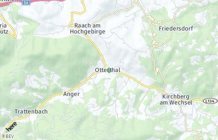 Stadtplan Otterthal
