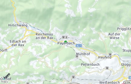Stadtplan Payerbach