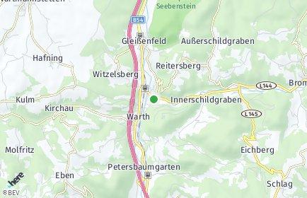 Stadtplan Scheiblingkirchen-Thernberg