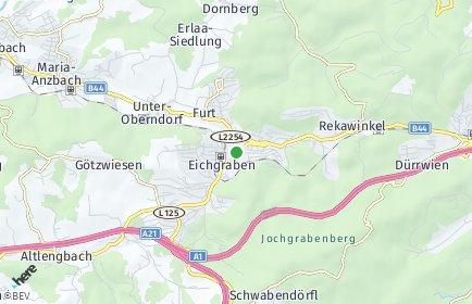 PLZ Eichgraben - Niederösterreich Postleitzahlen 3032